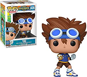 Pop Digimon Tai Vinyl Figure