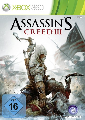 Ubisoft Assassin's Creed 3 (100% uncut) - [Xbox 360]