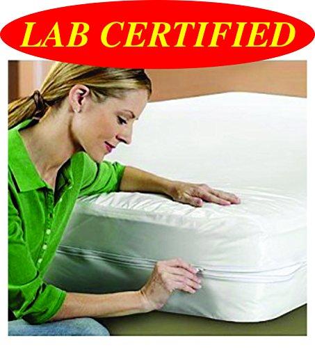 Bettwanzen Matratzenbezug Anti-Allergie Wasserdicht Reißverschluss umgreifung