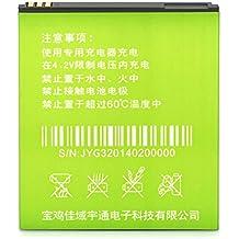 3,7V 3000mAh de repuesto de polímero de litio recargable para Jiayu G3G3s