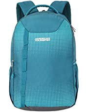 American Tourister Dazz 33 Ltrs Teal Casual Backpack (FU5 (0) 11 002)