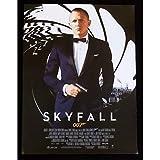 Skyfall Französisches Filmposter 15x 21–2012–James Bond, Daniel Craig