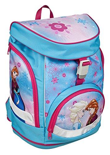 Undercover FRZH7293 Kindergartentasche, Disney Frozen, ca. 21 x 22 x 8 cm Schulrucksack Set Twixter Up, 4 teilig