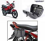 Speedwav Bike Stylish Side Luggage Holder With Lock-Hero Glamour