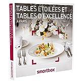 SMARTBOX - Coffret Cadeau -TABLES ÉTOILÉES ET TABLES D'EXCELLENCE À PARIS - Exclusivité Web...