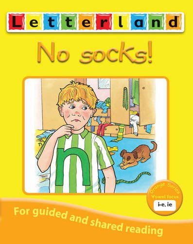 No socks!