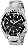 Momentum Men's 1M-DV06B00 M1 Deep 6 Analog Display Japanese Quartz Silver Watch