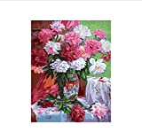 CCEEBDTO Classic Jigsaw Puzzles 1500 Pieces Adults Puzzles Wooden Puzzles Bouquet Of Flowers For Wedding Diy Collectibles Modern Home Decoration 87X57Cm