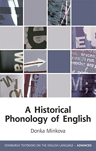A Historical Phonology of English (Edinburgh Textbooks on the English Language - Advanced)