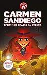 Carmen Sandiego : Opération chasse au trésor par Hapka