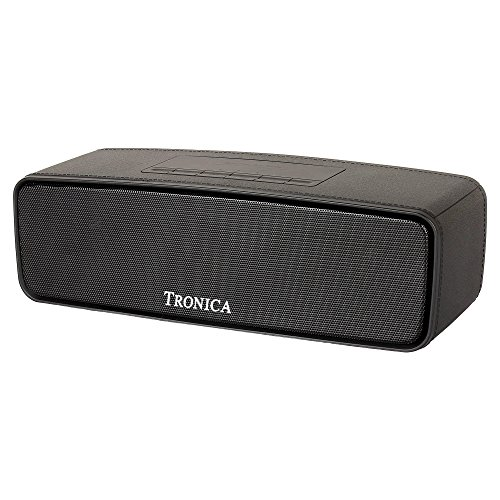 Tronica Basics Portable Bluetooth Speaker With FM & Phone Calling