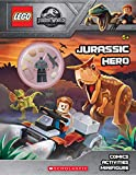 Jurassic Hero (LEGO Jurassic World: Activity Book with...