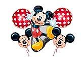 Ana-gram Bouquet n 8 palloncini foil Topolino Mickey Mouse