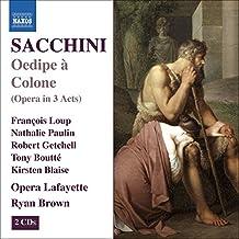 Sacchini - Oedipe à Colone