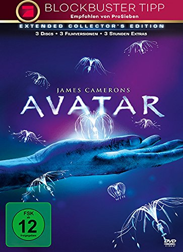 Avatar (Extended Collector's Edition, 3 Discs) -