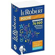 Dictionnaire Le Robert Poche - Nouvelle Édition 2020