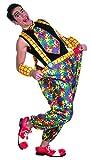Cesar L655-002 - Herr Zirkus-Clown Größe 52 / 54