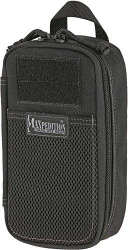 Maxpedition Pocket Organizer Tasche Skinny, schwarz (Schwarz) - MAXP-PT1312-B