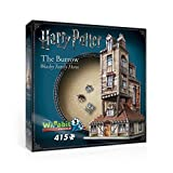 Wrebbit 3D Puzzle Harry Potter The Burrow Weasley Family Home