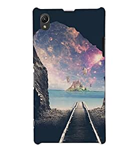 A2ZXSERIES Back Case Cover for Sony Xperia Z1 :: Sony Xperia Z1 L39h :: Sony Xperia Z1 C6902/L39h :: Sony Xperia Z1 C6903 :: Sony Xperia Z1 C6906 :: Sony Xperia Z1 C6943