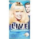 Schwarzkopf Live Intense Lightner - Absolute Platinum (00A)