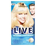 Schwarzkopf Live XXL Intense color coloración permanente 00una absoluta Platinum