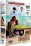 Coffret TIMBUKTU - LES COMBATTANTS - HIPPOCRATE