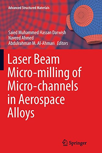 Laser Beam Micro-milling of Micro-channels in Aerospace Alloys (Advanced Structured Materials, Band 68)