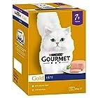 Gourmet Gold Pate Selection Senior Cat Food, 12 x 85 g