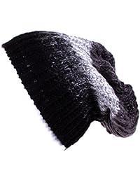 bonnet / chapeau tricoté slouch beanie - plusieurs couleurs