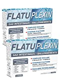 3C Pharma Flatuplexin GAZ INTESTINAUX - BALLONNEMENTS- Lot de 2 Boites
