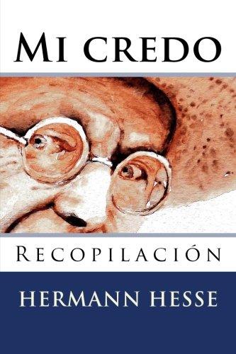 Mi credo por Hermann Hesse