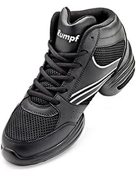 RUMPF Vision Sneaker - schwarz