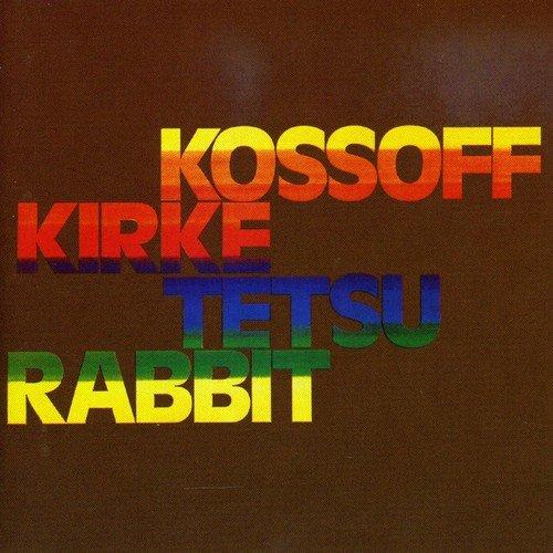 Kossoff: Kossoff,Kirke,Tetsu,Rabbit (Audio CD)