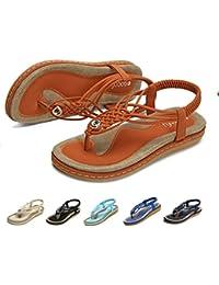 8893ceebbe1 Amazon.fr   avec - Sandales   Chaussures femme   Chaussures et Sacs