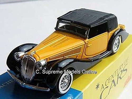 delahaye-135-model-car-1-43rd-scale-century-of-cars-packaged-bxd-issue-k8967q