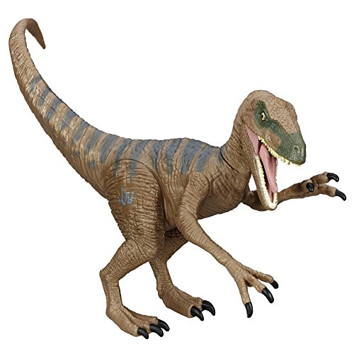 Jurassic World - Velociraptor Delta Figur [UK Import]