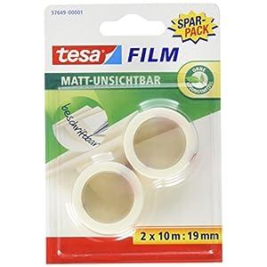 tesa 57649-00001-00 Tesafilm, 2 Rollen