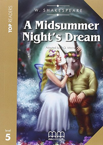 Midsummer night's dream (A). Upper-intermediate. Level 5. Student's book-Glossary. Per la Scuola media. Con CD-ROM