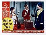 Belles On Their Toes Movie Poster Masterprint (71,12 x 55,88 cm)