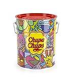 Chupa Chups Pot Métal De 150 Sucettes Best Of