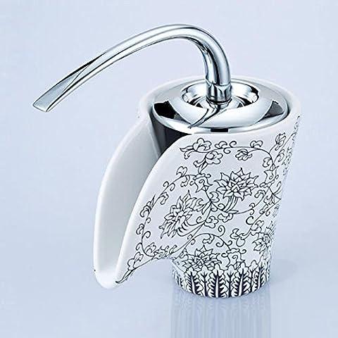 modylee stile europeo ceramica calda e fredda la cucina vasca da bagno Kaiping lavabo rubinetto
