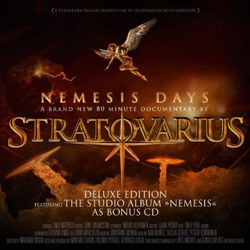 Stratovarius: Nemesis Days (Audio CD)