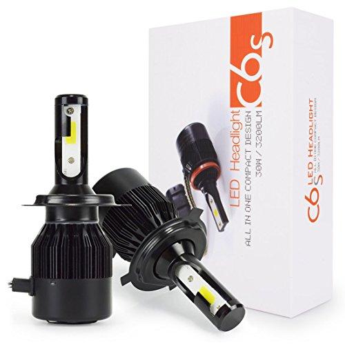 safego-2x-h4-hi-lo-faro-bombillas-alquiler-de-luces-led-60w-6000lm-brillante-estupendo-de-la-lampara