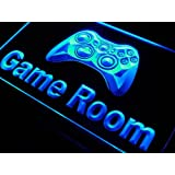 Enseigne Lumineuse j984-b Game Room Console Neon Light Sign