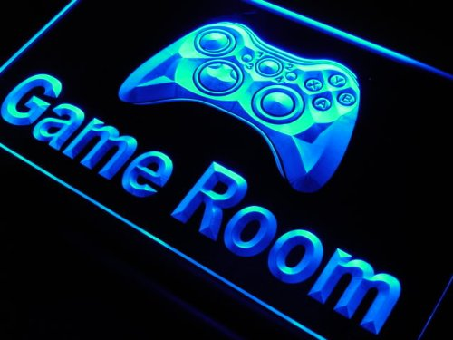 ADV PRO j984-b Game Room Console Neon Light Sign Barlicht Neonlicht Lichtwerbung