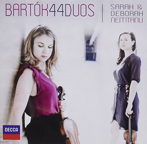 Bartok: 44 Duos For Two Violins, Sz 98