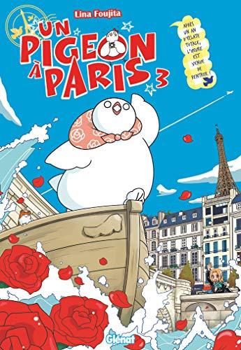 Un Pigeon a Paris Edition simple Tome 3