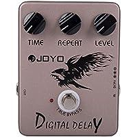 Joyo Pedal de Efectos para Guitarra Eléctrica (Digital Delay)