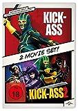 Kick-Ass 1 & 2 [2 DVDs]